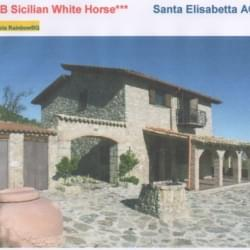 Bed And Breakfast Sicilian White Horse